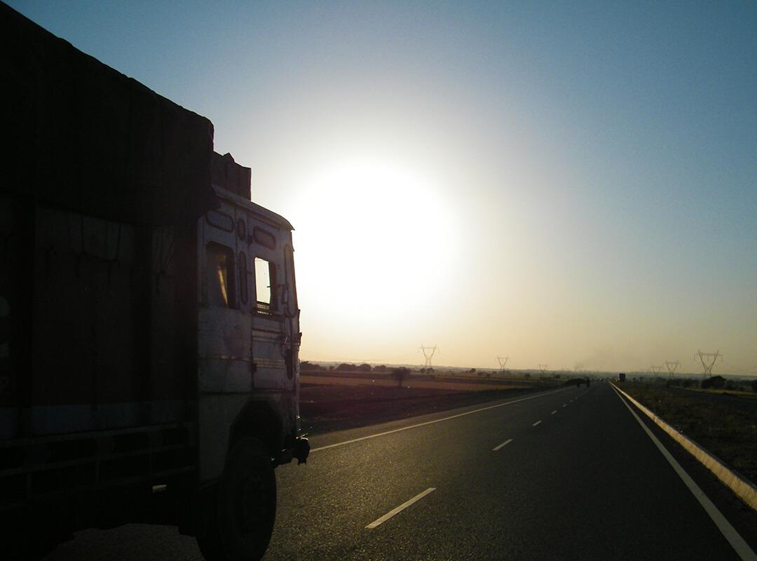 Autorización de transportes